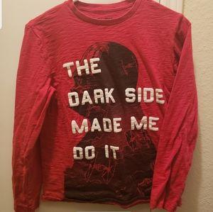 Boys Gap Star Wars Shirt